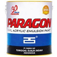 Cat Tembok Merk Paragon Emulsion 1