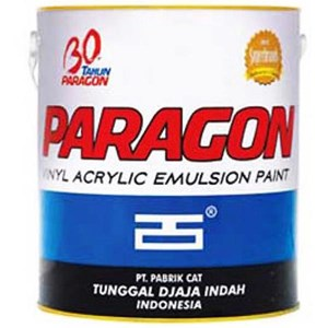 Cat Tembok Merk Paragon Emulsion