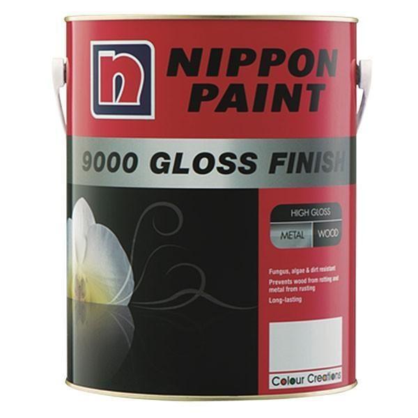 Cat Besi Nippon 9000 Gloss Finish