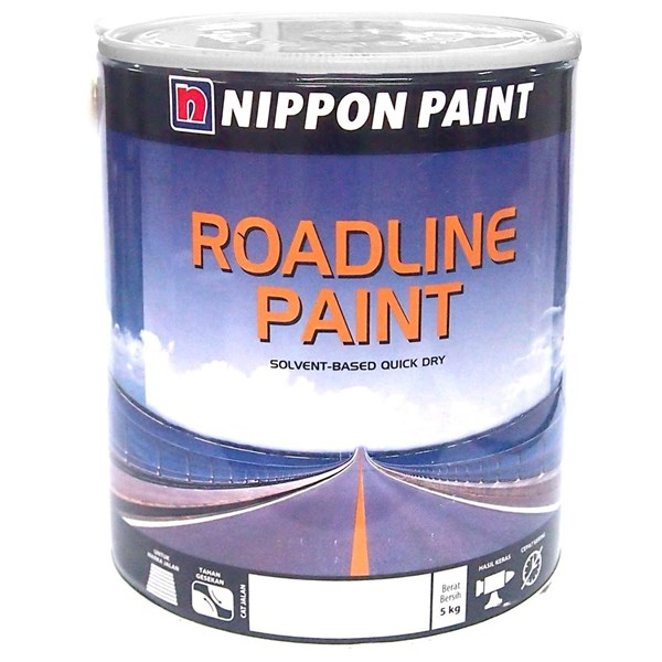 Cat Rambu Marka Jalan Roadline Paint