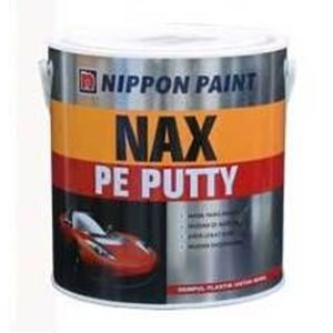 Cat Besi Nax PE Putty
