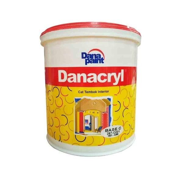 Cat Interior Danacryl