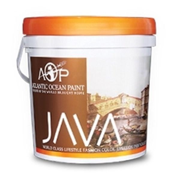 Cat Tembok Java Exterior Dirt Proof