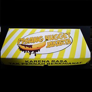 Box Snack Untuk Pisang