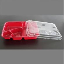 Kotak Makan Bento Merah