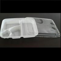 Kotak Makan Bento Putih 1