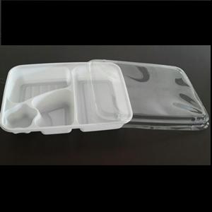 Kotak Makan Bento Putih