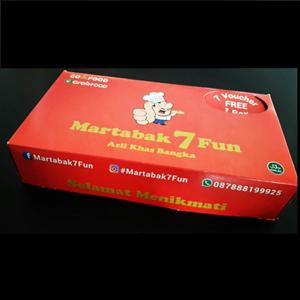 Box Martabak 7 Fun