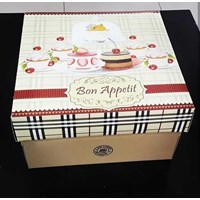 Dus cake Bon Appetite 35X35