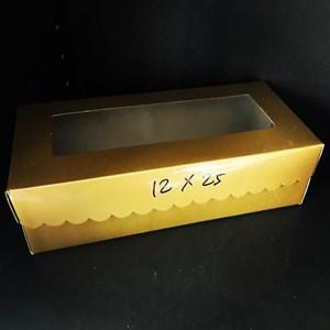 Dus kue Gold 12X25
