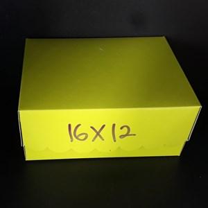 Snack Box Green