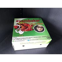 Box Nasi (ayam bakar po nur)