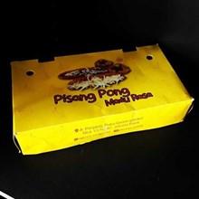 Box Pisang (pisang pong)