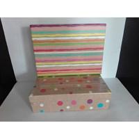 Kotak Kado Coklat Variasi