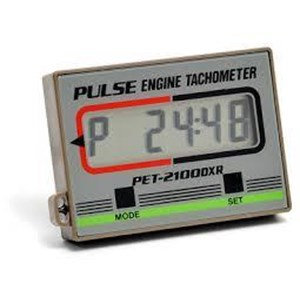 [Tachometer] [Engine Tachometer Pet2000dxr]