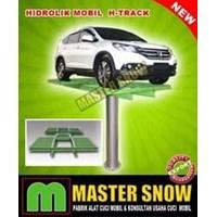 Aksesoris Mobil Hidrolik Cuci Mobil Type H-Track
