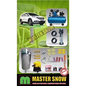 Aksesoris Mobil Paket Alat Cuci Mobil 1 Hidrolik Type H-Track