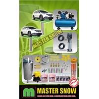 Aksesoris Mobil Paket Alat Cuci Mobil 2 Hidrolik Type H-Track