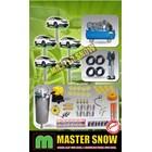 Aksesoris Mobil Paket Alat Cuci Mobil 5 Hidrolik Type H Track 1