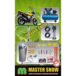 Sepeda Motor Dan Mobil Paket Alat Cuci Hidrolik Motor 1