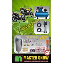 Sepeda Motor Dan Mobil Paket Alat Cuci Hidrolik Mo