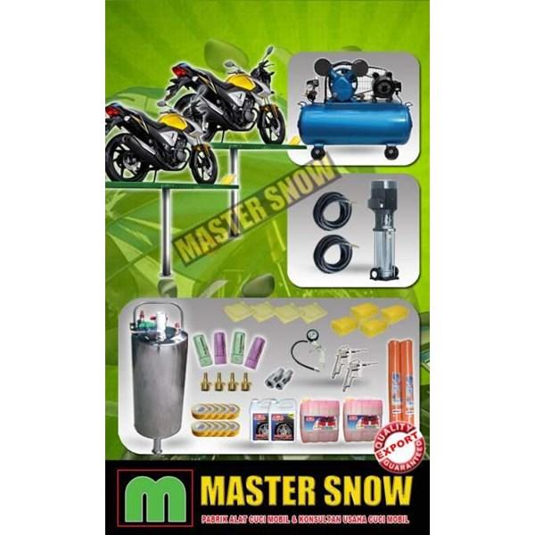 Sepeda Motor Dan Mobil Paket Alat Cuci Hidrolik Motor 2