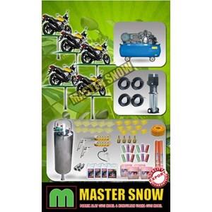 Sepeda Motor Dan Mobil Paket Alat Cuci Hidrolik Motor 5