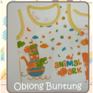 Kaos Oblong Buntung Tamashii Animal Ark
