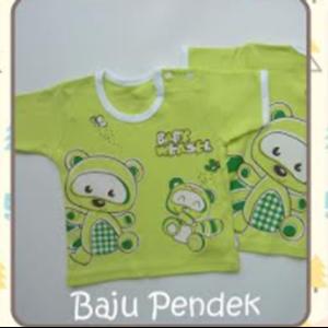 Baju Bayi Pendek Tamashii Baby Weasel