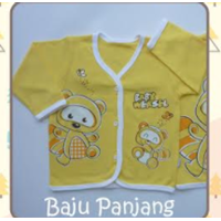 Jual Baju Panjang Tamashii Baby Weasel