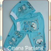 Celana Panjang Tamashii Baby Weasel 1