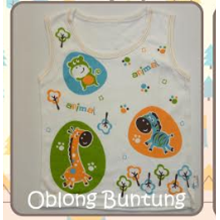Baju Oblong Buntung Tamashii Animal