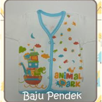 Jual Baju Pendek Tamashii Animal Ark
