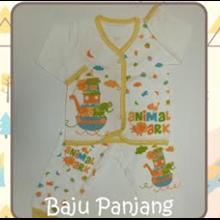 Baju Bayi Panjang Tamashii Animal Ark