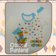 Baju Bayi / Kaos Oblong Panjang Tamashii Animal Ark