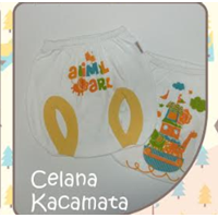 Jual Celana Kacamata Tamashii Animal Ark