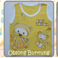 Jual Kaos Oblong Buntung Tamashii Baby Weasel