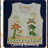 Kaos Oblong Buntung Takkyu Cheetah