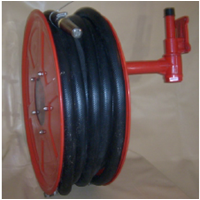 Swinging Hose Reel C/W Fire Hose