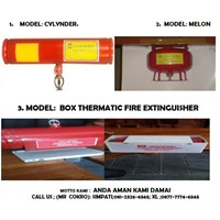 FIRE EXTINGUISHER THERMATIC / AUTOMATIC