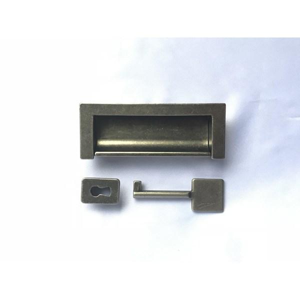 Cabinet Handle & Key