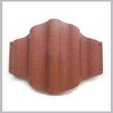 PANEL DIFFUSER POLYCYLINDRIC