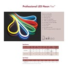 Lampu LED NEON FLEX 3