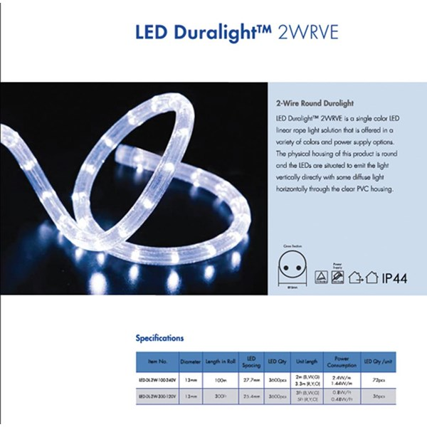 Lampu LED duralight
