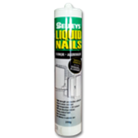 Sealent Liquid Nails Mirror & Aluminum (Glue Building)