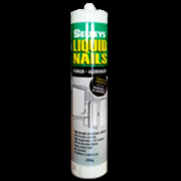 Sealent Liquid Nails Mirror & Aluminium ( Lem Bangunan )