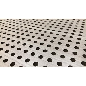 Panel Dinding Perforated