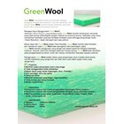 Soundproofing Green Wool 3