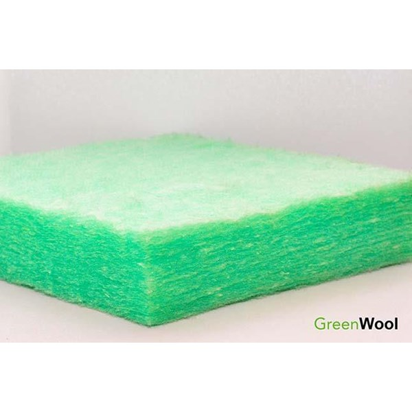 Soundproofing Green Wool