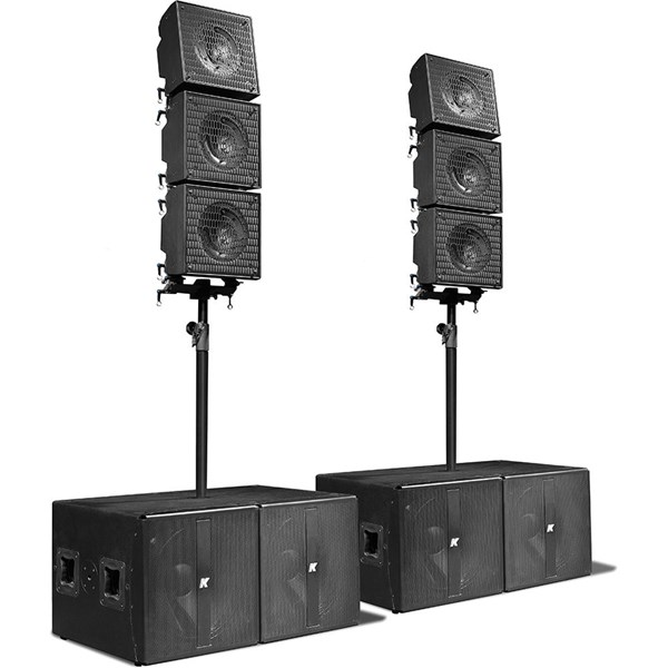 K-array · Unique Audio Solutions